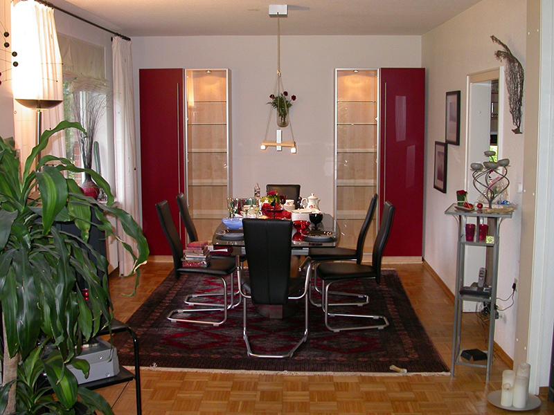 Vollholzmöbel für Ihr Wohnzimmer oder Esszimmer: Schränke und ... | {Esszimmerschrank design 55}